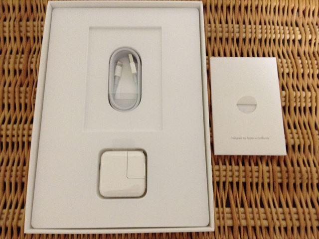 iPad Air 2[整備済製品]開封・説明書