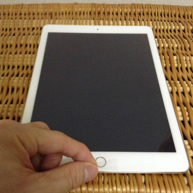 iPad Air 2[整備済製品]開封・保護フィルム
