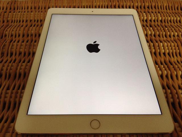 iPad Air 2[整備済製品]セットアップ