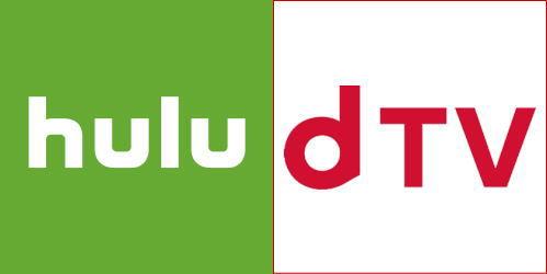 HuluとdTV