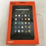 Amazon「Fire Tablet 8GB」開封