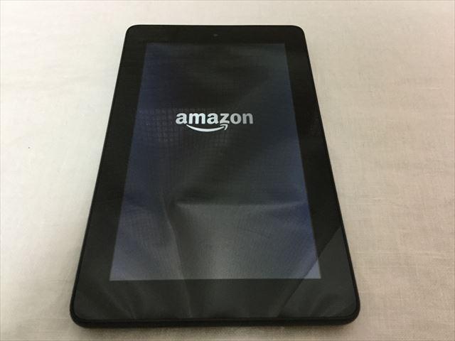 Amazon「Fire Tablet 8GB」セットアップ