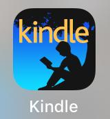Kindleアプリのアイコン