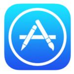 AppStoreアプリのアイコン