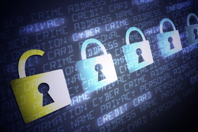 サイトのセキュリティ。鍵のマーク