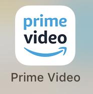 Amazonプライムビデオのアイコン