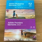 Adobe「Photoshop/Premiere Elements 2021」パッケージ版